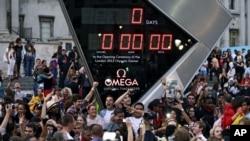 Khai mạc Olympic London 2012