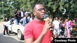 Aime Pascal Nduwimana wa Ministere africain de la compassion