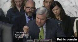 Сенатор Шелдон Уайтхаус