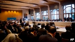 敘利亞和平會議