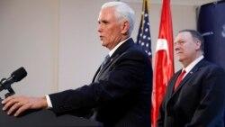 Offensive turque : Mike Pence arrache un cessez-le-feu à Erdogan