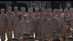 2012-04-04 美國之音視頻新聞: 第一批美國海軍陸戰隊派駐澳大利亞