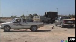 Kaddafi Yanlıları Petrol Rafinerisine Saldırdı