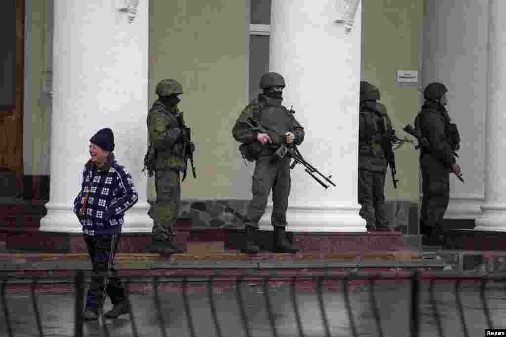 Simferopol, Qrim