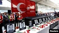 Jerin wadanda suka rasa rayukansu a harin Turkiya