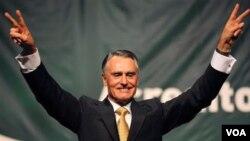 Aníibal Cavaco Silva mantuvo la presidencia de Portugal por un amplio márgen.