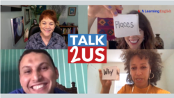 TALK2US: Questions and Answers Game