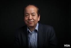 卡特中心中國項目主任,《中美印象》主編劉亞偉(照片提供:劉亞偉)
