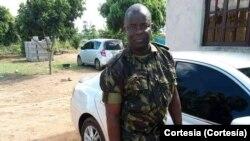Capitão de Mar e Guerra do exército moçambique, FZ Charles, morto em Cabo Delgado