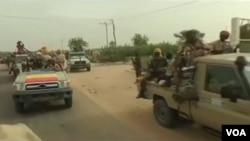 Tentara Chad dan Niger melawan Boko Haram 19 Maret 2015. (Foto: dok.)