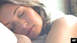 نوجوانوں میں کم خوابی کا علاج ۔۔۔ نیلے رنگ کی روشنی