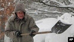 جنوبی امریکہ میں موسمِ سرما کی غیرمعمولی برف باری