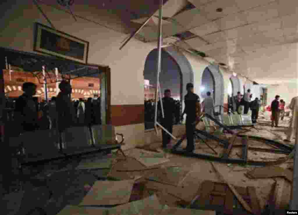 حمله تروریستی به مسیحیان در روز عید پاک در لاهور پاکستان