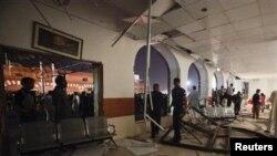 گزارش تصویری: حمله تروریستی به مراسم مسیحیان در لاهور پاکستان