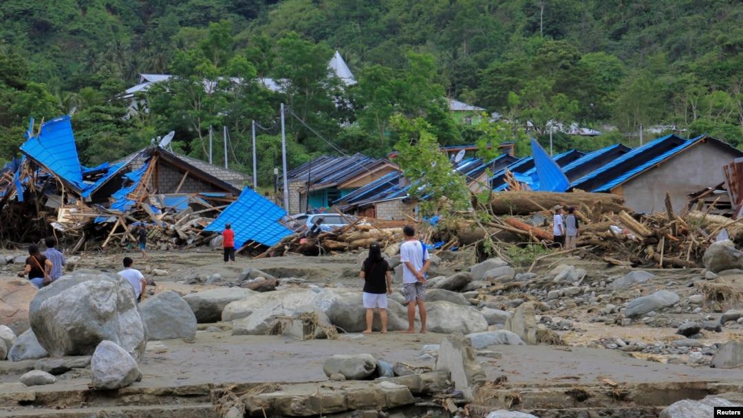 Bnpb Banjir Bandang Sentani Akibat Ulah Manusia Yang Merusak Alam