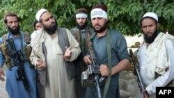 جلال آباد: شدت پسند طالبان (فائل)