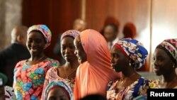 Parte de raparigas de Chibok já em liberdade
