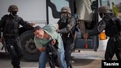 نیروهای یگان ویژه نیروی انتظامی در سالهای گذشته بارها مانور سرکوب برگزار کردهاند