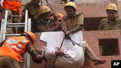 بھارتی اسپتال میں آتشزدگی سے 89 ہلاک