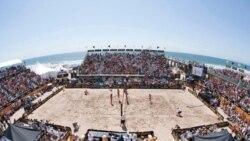 نخستین قهرمانی والیبال ساحلی ایران در آسیا اقیانوسیه