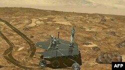"""ნასამ """"Opportunity"""" წითელ პლანეტაზე გაუშვა"""