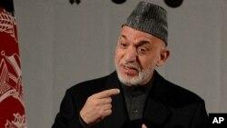 رئیس جمهور کرزی می گوید که ناتو خواستار حضور دراز مدت در افغانستان است.