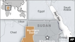 Aid to Displaced in Darfur in Jeopardy