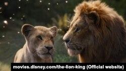 Deepfake နည္းပညာသံုးထားတဲ့ The Lion King (2019) ႐ုပ္႐ွင္