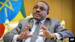 PM Ethiopia Hailemariam Desalegnakan mengundurkan diri (foto: dok).