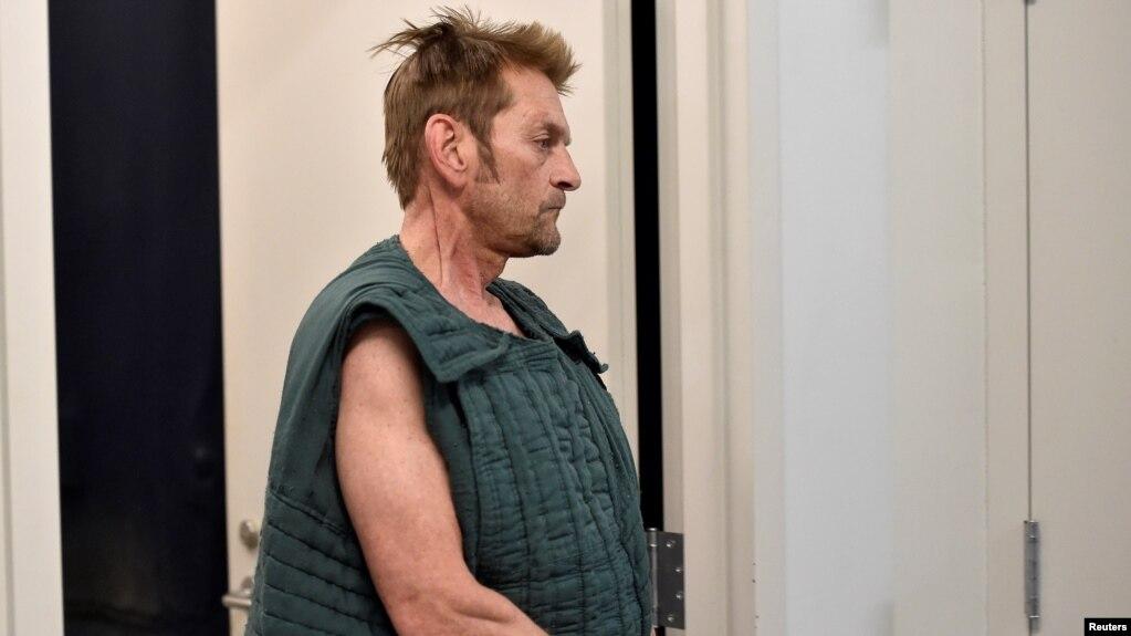 """Adam Purinton, 52 tuổi, được nói là đã bảo một kĩ sư phần mềm người Ấn Độ """"cút khỏi nước của tao"""" trước khi nổ súng bắn chết anh ta và làm bị thương hai người khác trong một quán bar ở bang Kansas năm ngoái."""