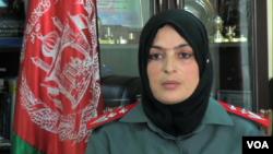گلالی صدیقی در حالی حاضر به حیث معاون مدیریت عمومی جندر وزارت داخله افغانستان وظیفه اجرا می کند
