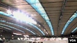 Biciklistički velodrom pod krovom: gradnja olimpijskih objekata teče brže od planiranog