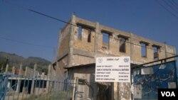 زیر تعمیر کا ایک اسکول تکمیل کا منتظر