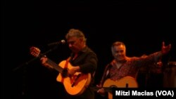 Gipsy Kings en el Wolf Trap