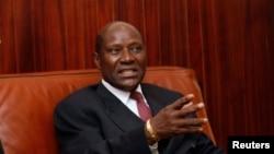 Le Premier ministre ivoirien Daniel Kablan Duncan a présenté aux investisseurs le réaménagement du Code Pétrolier et des Contrats de Partage de Production