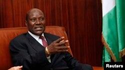 Daniel Kablan Duncan, le Premier ministre ivoirien a démissionné, 6 janvier 2015