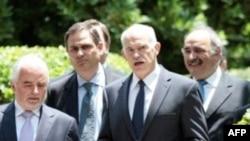 Ֆրանսիան և Գերմանիան օգնություն են խոստացել Հունաստանին