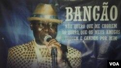 Bangão, músico angolano