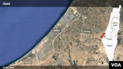 Israël frappe Gaza après des tirs de roquettes
