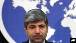 ایرانی وزارتِ خارجہ کے ترجمان رامین مہمان پرست