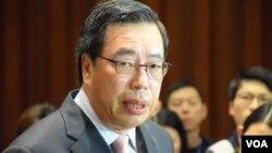 立法會主席梁君彥 (資料圖片)