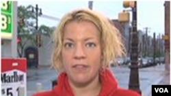 Anne Mahlum ayuda a los indigentes por medio de algo que a ella le apasiona: correr.