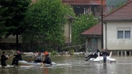 Përmbytje në Bosnje