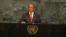 Ulisses Correia e Silva discursa na ONU