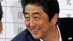 Shinzo Abe est passé outre à l'avertissement lancé lundi par le Fonds monétaire international