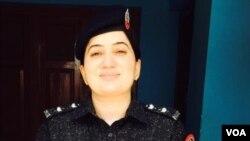 بے نظیر جمالی۔ انچارج وومن پولیس اسٹیشن جوہی سندھ