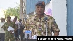 Babban hafsan hafsoshin rundunar saman Najeriya Air marshall Sadique Abubakar