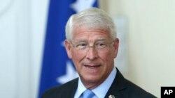 Senator Roger Wicker tokom službene posjete Sarajevu