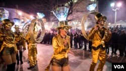 Strumica karneval, Macedonia
