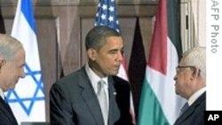 奥巴马促以巴领导人以实际行动打破僵局